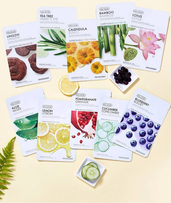 The Face Shop Real Nature Mask: Everything You Need  To Know