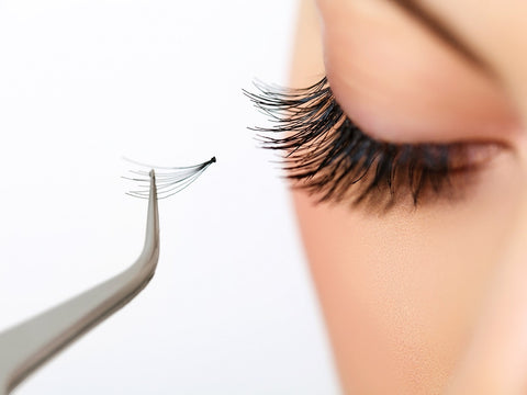 Bad Habits for Eyelashes