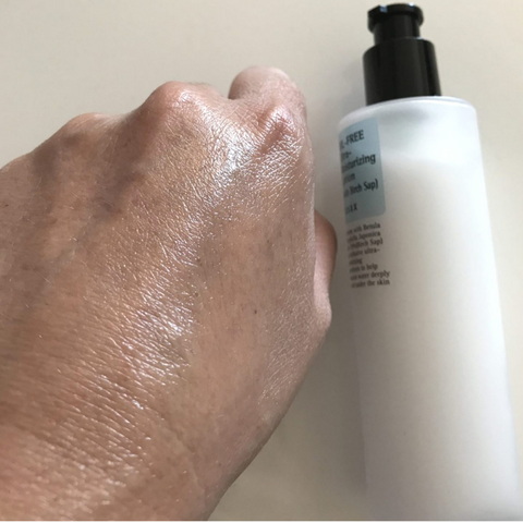 COSRX's Oil-Free Ultra-Moisturizing Lotion with Birch Sap