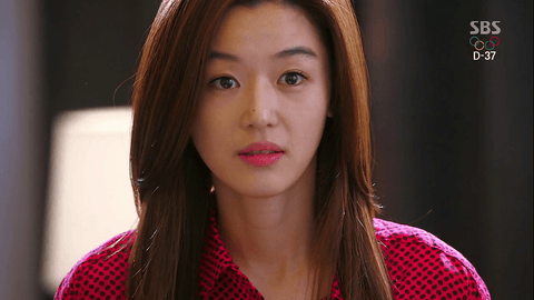 Cheon Song Yi from My Love From Another Star