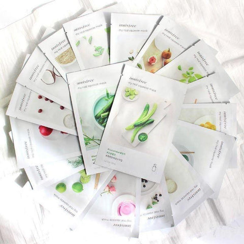 INNISFREE My Real Squeeze Mask Ex