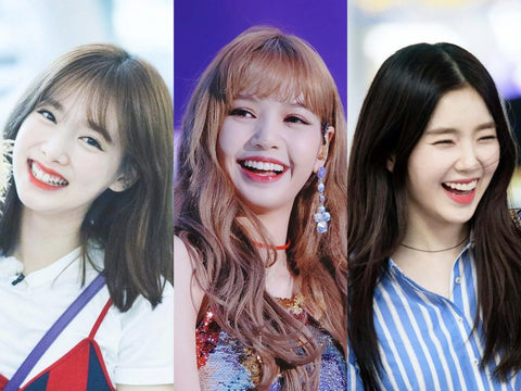 How Does K Pop Idols Make Their Teeth Look Whiter Aritaum Beauty Beauty Trends And More Keoji News Blog