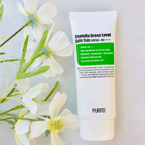 Purito Centella Green Level Safe Sun Cream