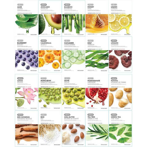 THE FACE SHOP Real Nature Face Mask