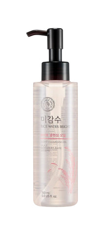 THE FACE SHOP Rice Water Bright Cleansing Oil