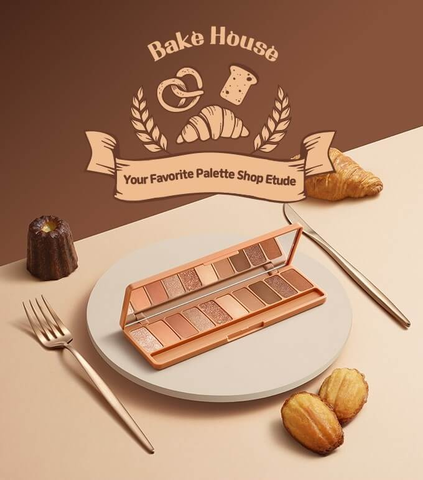 Etude House Play Color Eye Bake House
