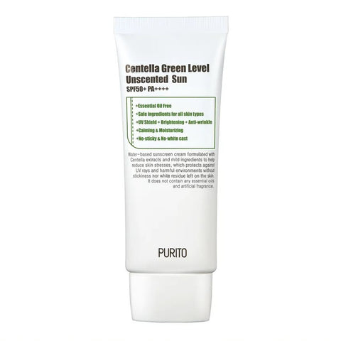 PURITO Centella Green Level Safe Cream