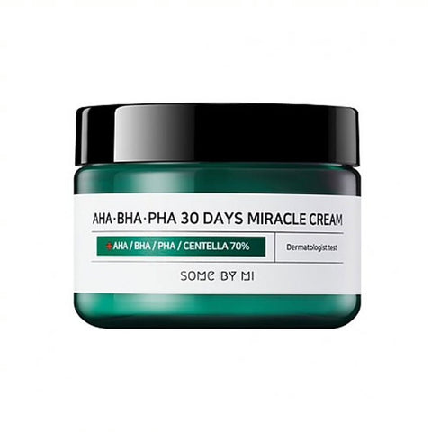 SOME BY MI AHA, BHA, PHA 30 Days Miracle Cream