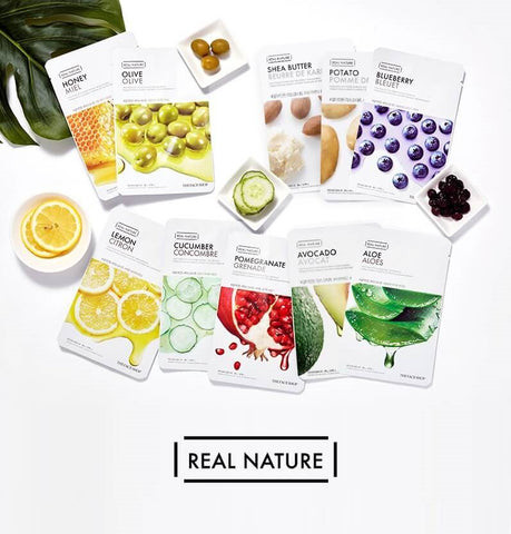 FACE SHOP Real Nature Mask