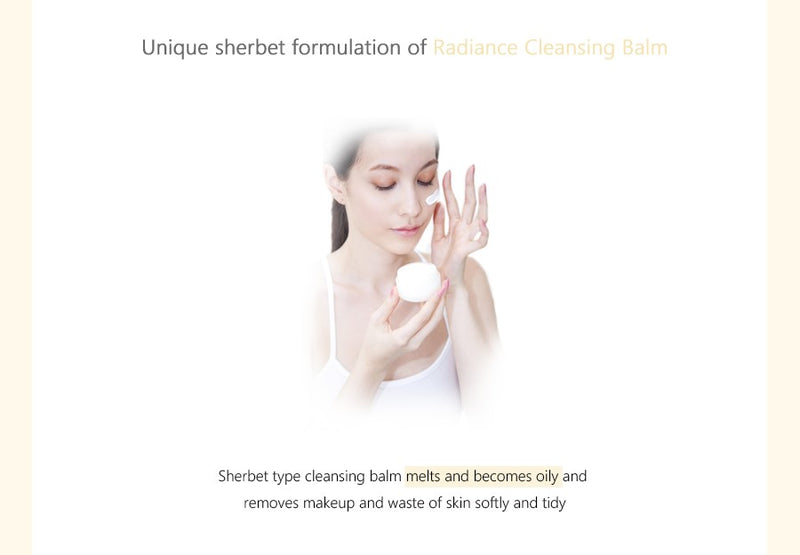 Radiance Cleansing Balm 80g