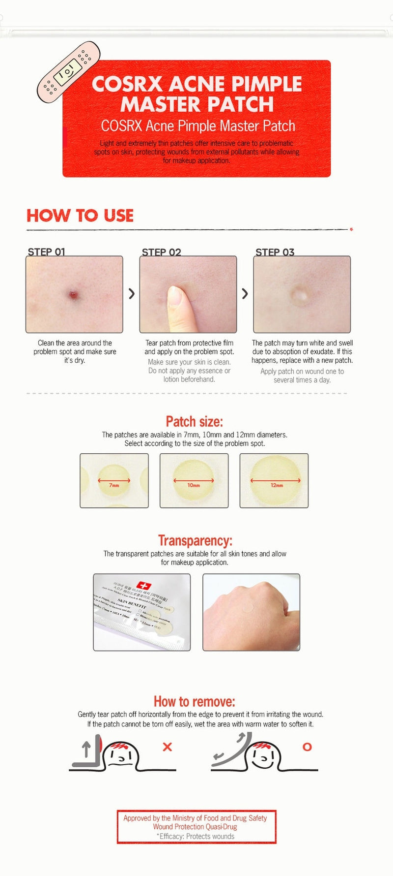 Acne Pimple Master Patch - Keoji