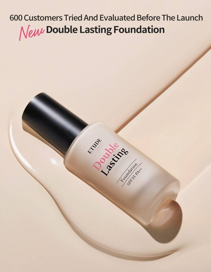 Double Lasting Foundation (30g)