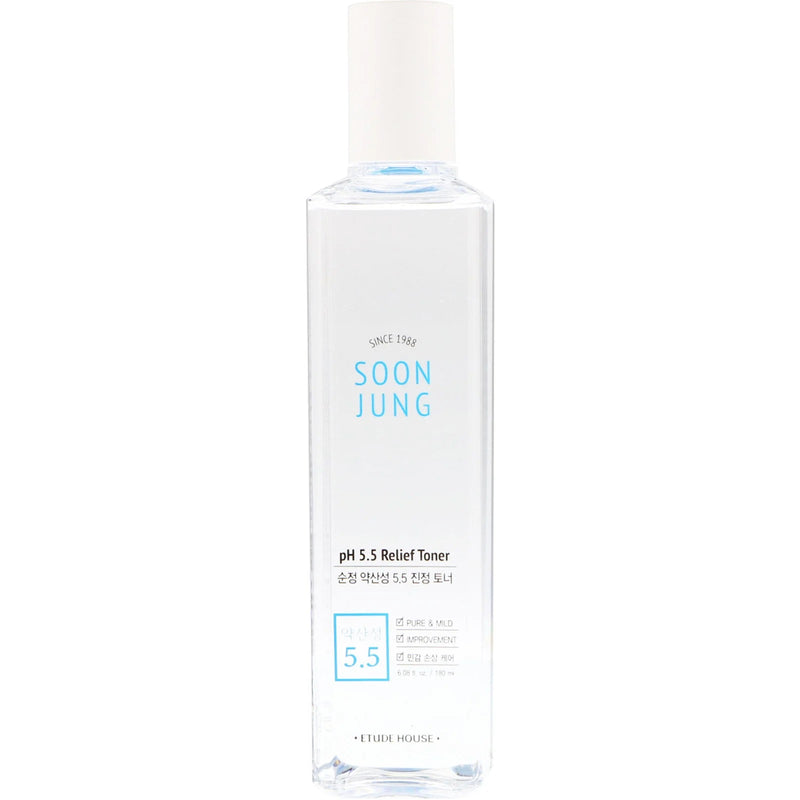Soon Jung pH 5.5 Relief Toner 180ml