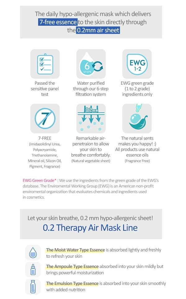 Therapy Air mask 0.2 (23 Types)