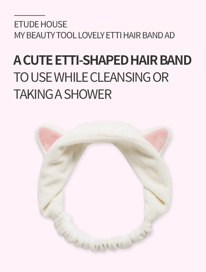 My Beauty Tool Lovely Etti Hair Band