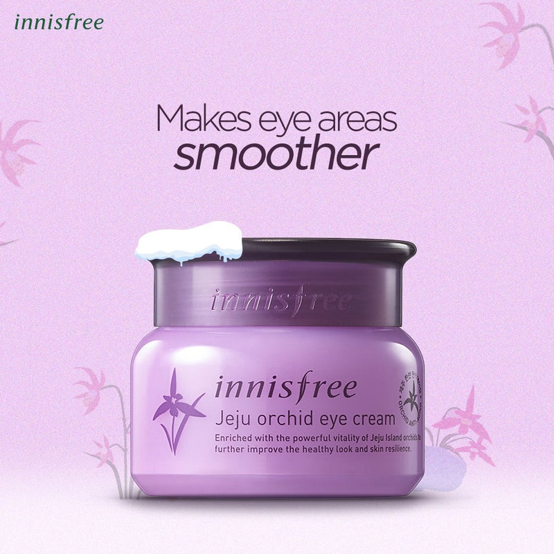 Jeju Orchid Eye Cream (30ml)