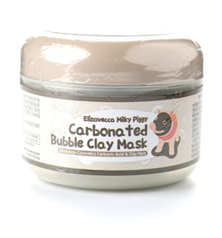 Milky Piggy Carbonated Bubble Clay Mask 100ml - Keoji