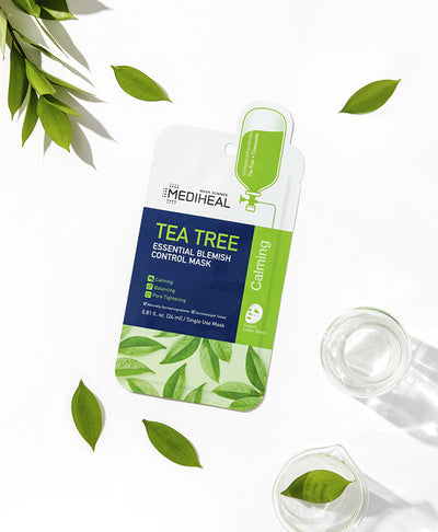 Tea Tree Care Solution Essential Mask 1pc