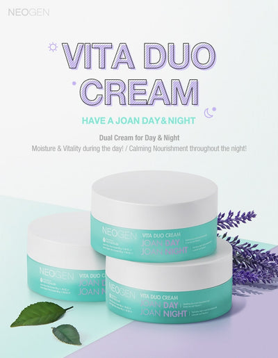 Vita Duo Cream Joan Day Joan Night 100mL