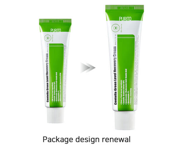 Centella Green Level Recovery Cream 50mL