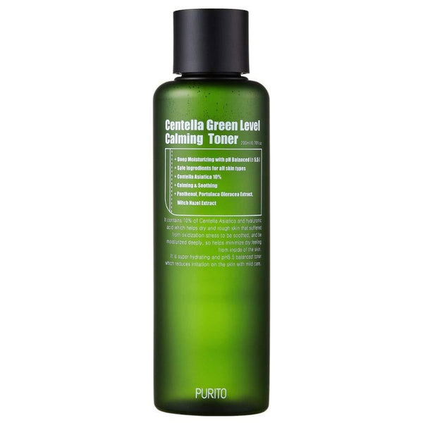 Centella Green Level Calming Toner 200ml