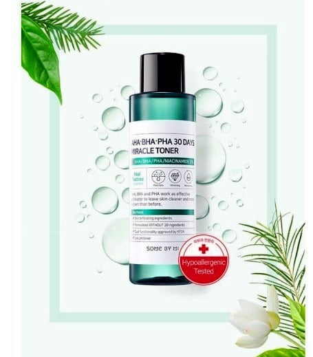 AHA, BHA, PHA 30 Days Miracle Toner 150ml