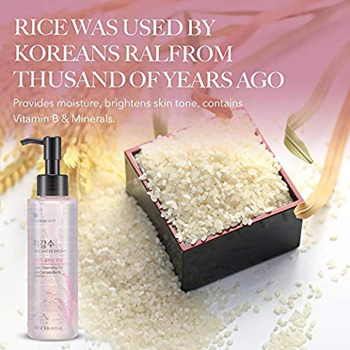 Rice Water Bright Cleansing Oil