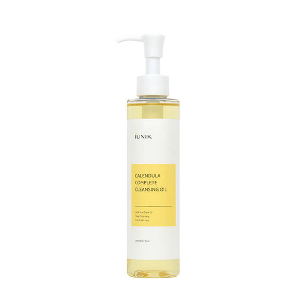 Calendula Complete Cleansing Oil 200ml
