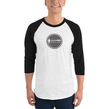 Load image into Gallery viewer, EL T-Shirt - 3/4 sleeve raglan