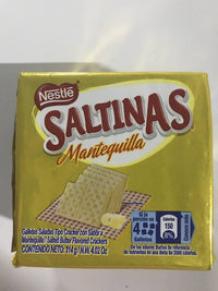 Galletas de Soda