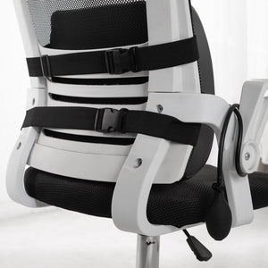 Adjustable Lumbar Support Pillow for Chair Car