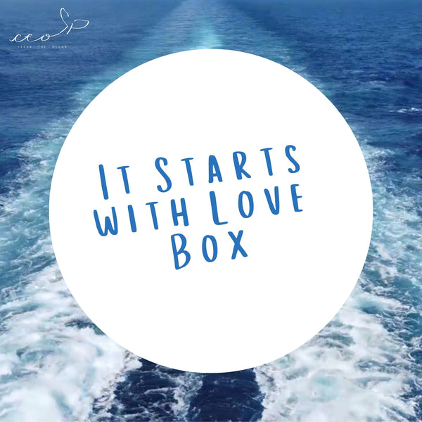 Why did we choose the products in It starts with Love box