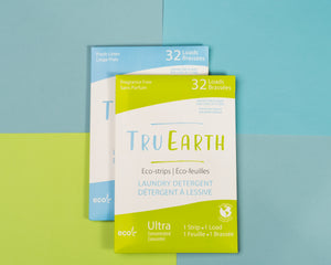 Tru Earth Eco Laundry Detergent Strips