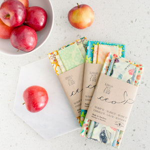 Mind Your Bee's Natural Food Wrap Small Pack