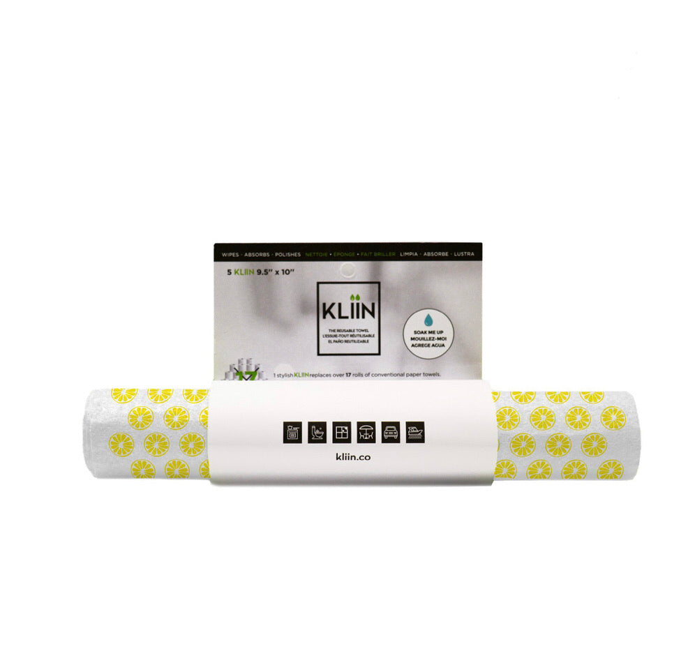 KLIIN ROLL - reusable towel roll