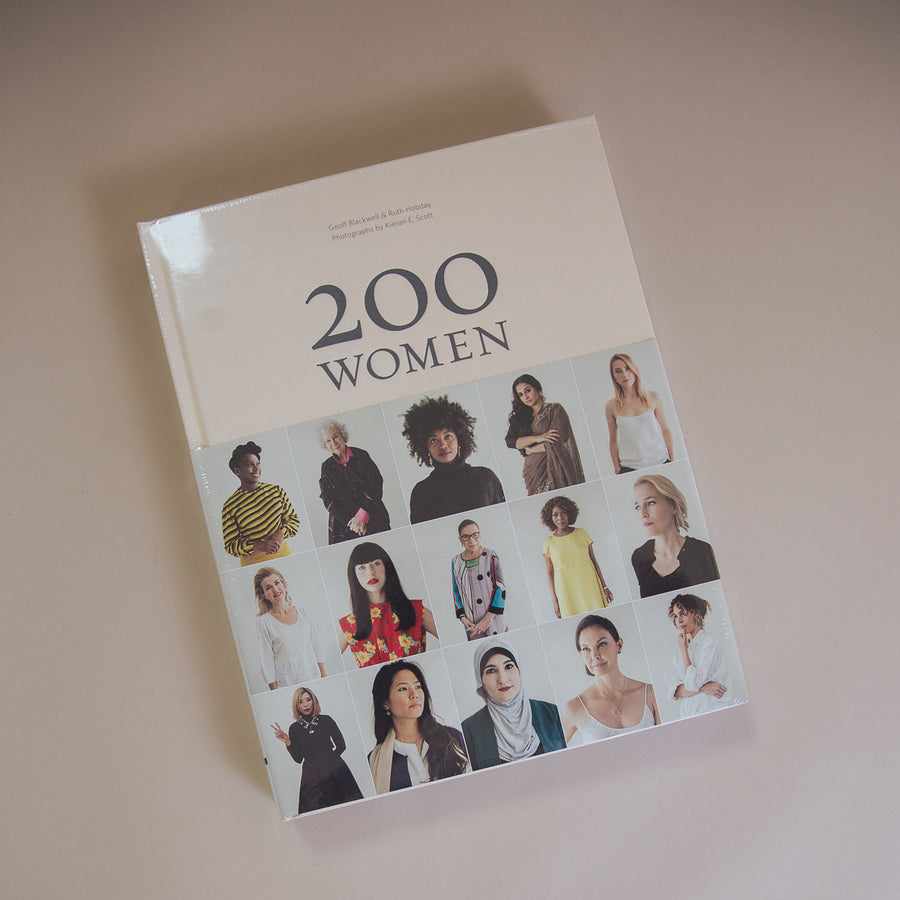 200 Women by Sharon Gelman