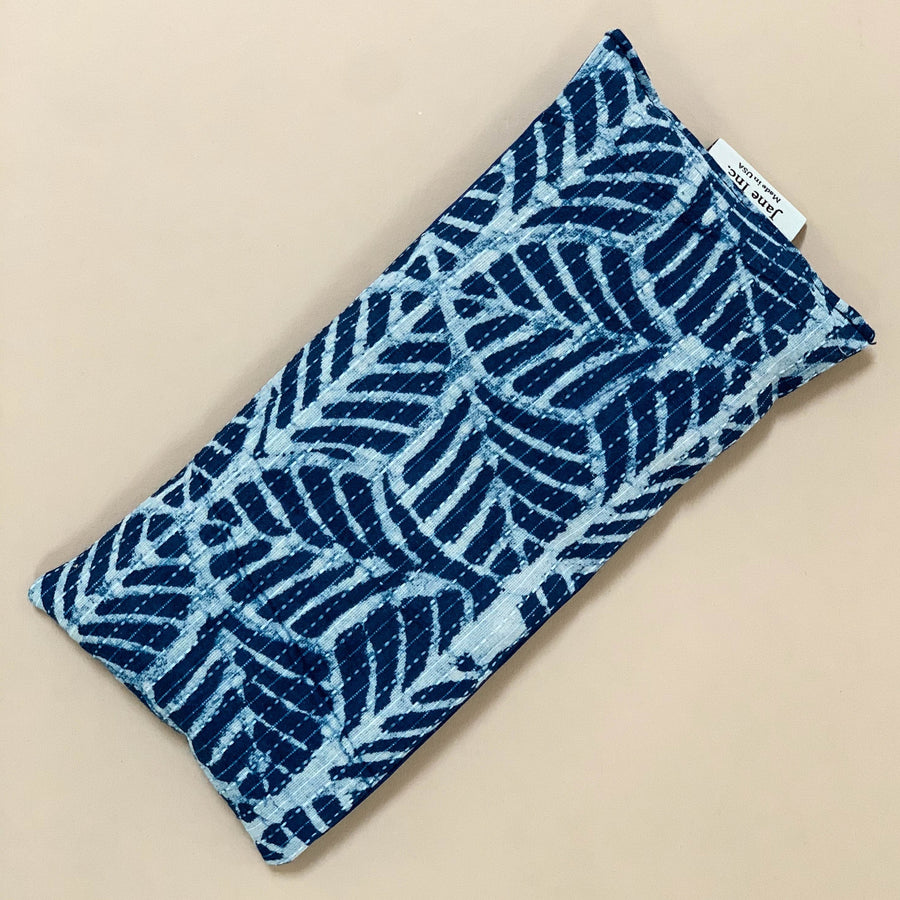 Jane Inc. Indigo Palms Eye Pillow