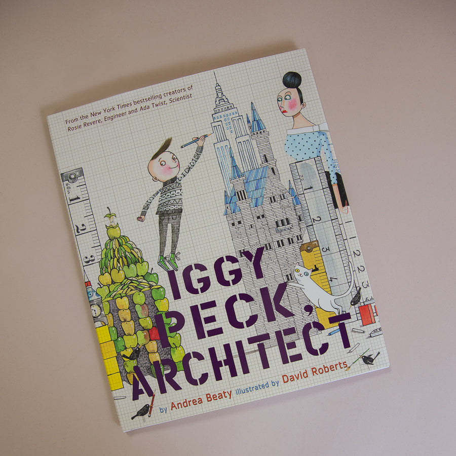 Iggy Peck, Architect by Andrea Beauty