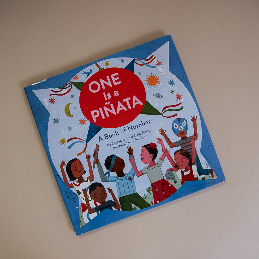 One is Piñata By Roseanne Thong