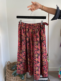Treacy Lowe Floral Skirt Set - Just Say Native Pop Up