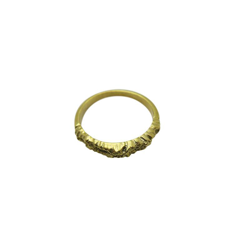 DECK ring • brass