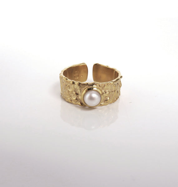 SLASK RING • BRASS
