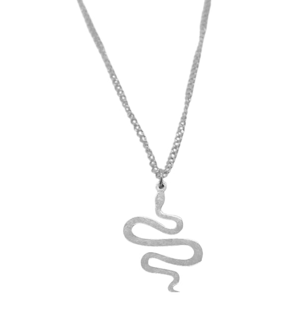 Orm • necklace silver