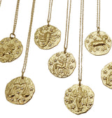 Zodiac • necklace
