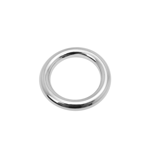 Zone silver ring • 4mm