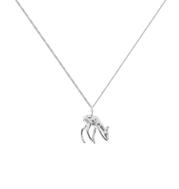 Deer • necklace