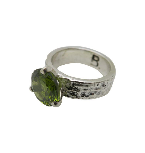 HITCHED • green silver