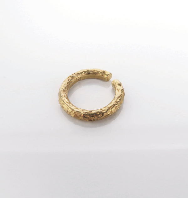 Ice ring • brass
