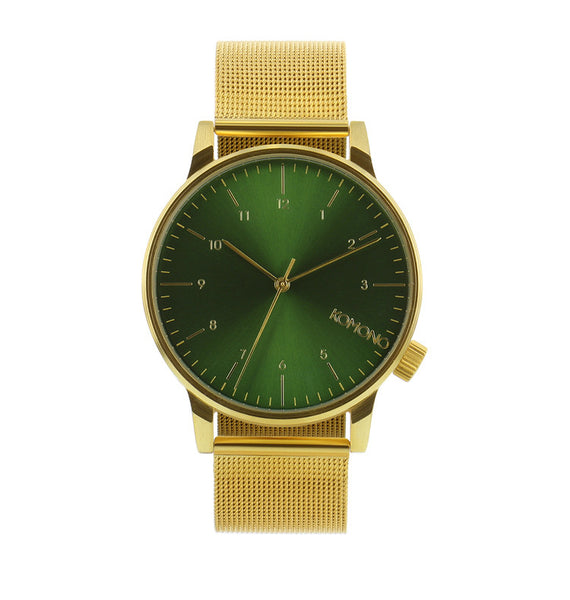 Winston Royale • Gold Green