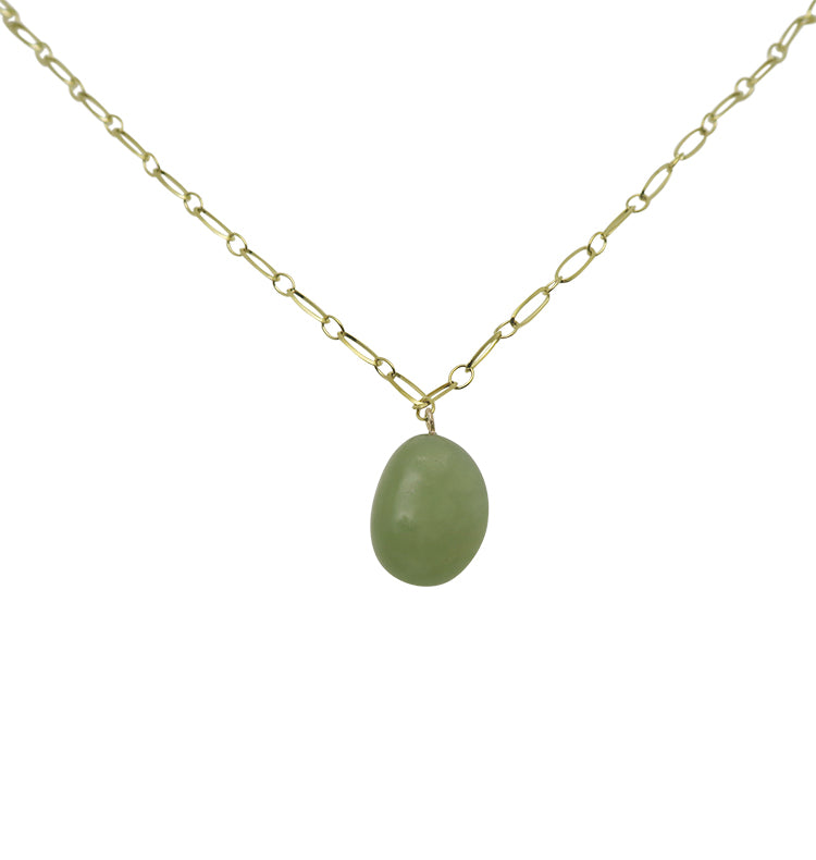 Gem new jade • halsband